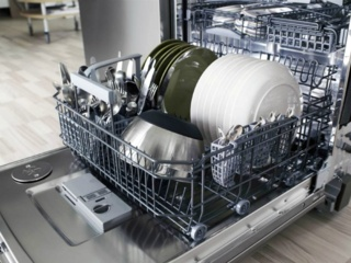 Функция AirDry — новая технология сушки в посудомоечных машинах Zanussi