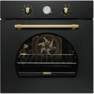 Кольцевой нагреватель в духовых шкафах Zanussi — обзор преимуществ