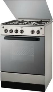 Кухонные электроплиты Zanussi из нержавеющей стали – характеристика моделей