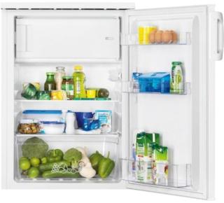 Как выбрать однокамерный холодильник от Zanussi - характеристики и функции