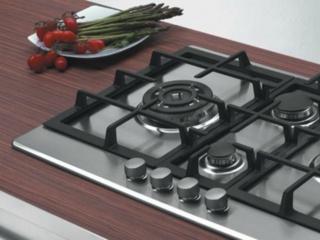 Эмалированные держатели для посуды в газовых варочных панелях Zanussi