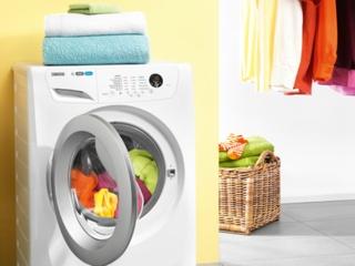 Режим быстрой стирки в стиральных машинах Zanussi