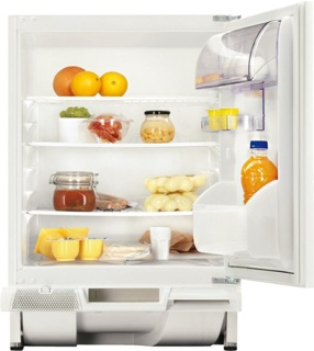 Бесшумный холодильник Zanussi ZUA 14020 SA – характеристики моделиБесшумный холодильник Zanussi ZUA 14020 SA – характеристики модели