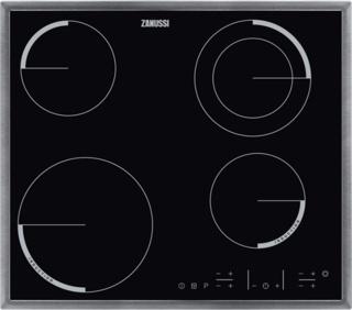 Система крепления для простой установки электрических и индукционных варочных панелей Zanussi